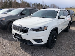 2019 Jeep New Cherokee Altitude 4x4-Safetytec Group-Pano Roof SUV