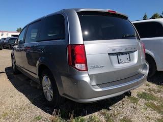 2019 Dodge Grand Caravan Crew Plus-Leather-Safety Group-Trailer Tow Pkg Van