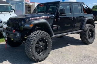 2020 Jeep Wrangler Unlimited Rubicon Recon-4.5 Lift-37 Tires-Winch-Demo SUV