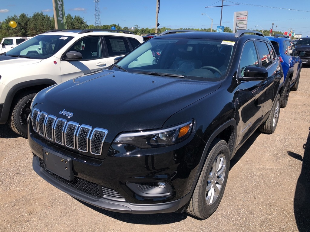 2019 Jeep Cherokee North 4x4- Demo SUV