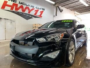 2016 Hyundai Genesis Coupe 2dr V6 Man Premium Coupe