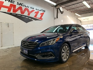 2016 Hyundai Sonata 2.4L Sport Tech - NAV - Leather - Sunroof Sedan