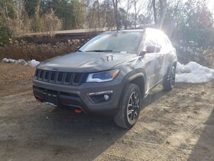 2020 Jeep Compass Trailhawk SUV