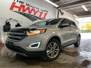 2015 Ford Edge SEL - Leather - HTD Seats SUV