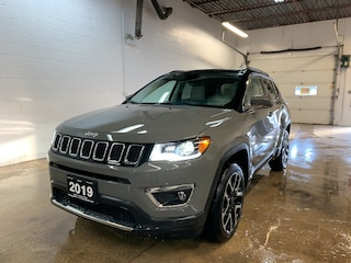 2019 Jeep Compass 2019 Jeep Compass - Limited 4x4 SUV