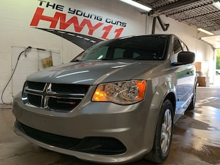 2015 Dodge Grand Caravan SE - Clean Carfax
