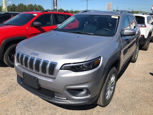 2019 Jeep New Cherokee North-Safetytec Group-Pano Roof SUV