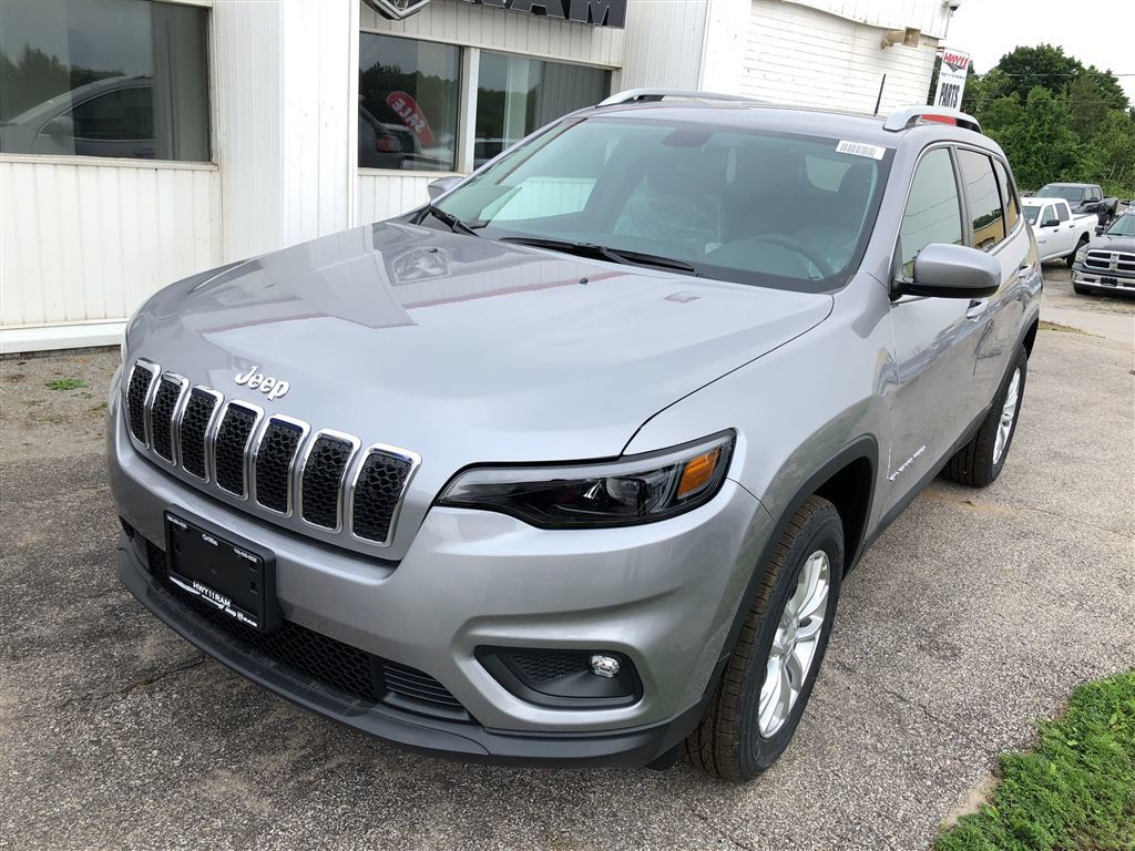 2019 Jeep New Cherokee North 4x4- Cold Weather Group=Blow Out SUV