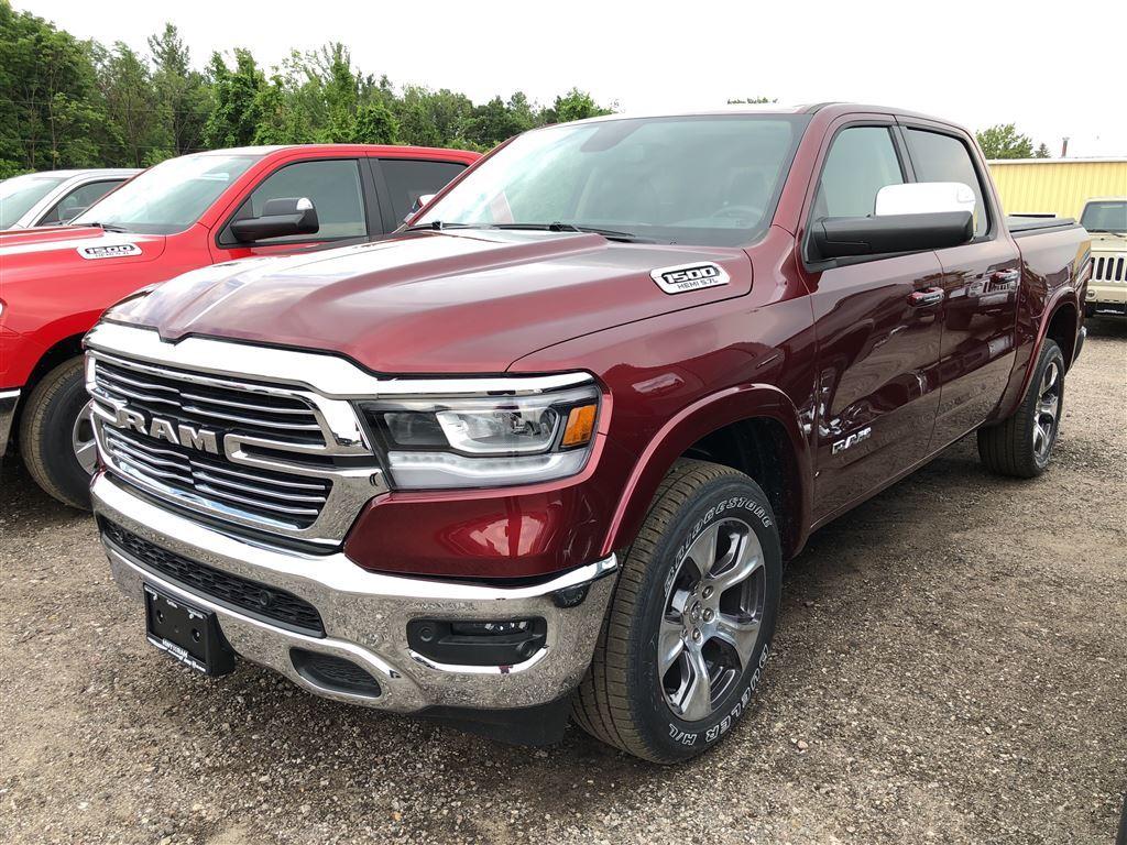 2019 Ram All-New 1500 Laramie Truck