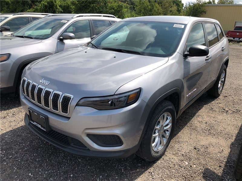 2019 Jeep New Cherokee Sport 4x4-Cold Weather Group-Blow Out SUV