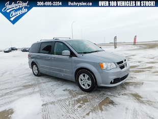 2014 Dodge Grand Caravan Crew  Plus | Sunroof | Leather | Bluetooth Van