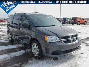 2018 Dodge Grand Caravan SXT | Bluetooth | Stow N Go Van