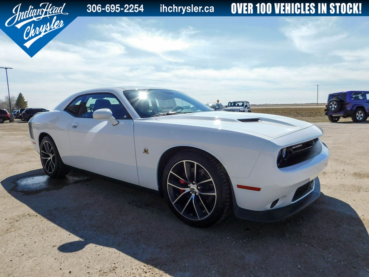 2018 Dodge Challenger R/T 392 | Leather | Nav | Sunroof Coupe