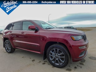 2019 Jeep Grand Cherokee High Altitude 4x4 | Leather | DVD SUV