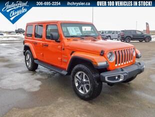 2020 Jeep Wrangler Unlimited Sahara 4x4 | Leather SUV
