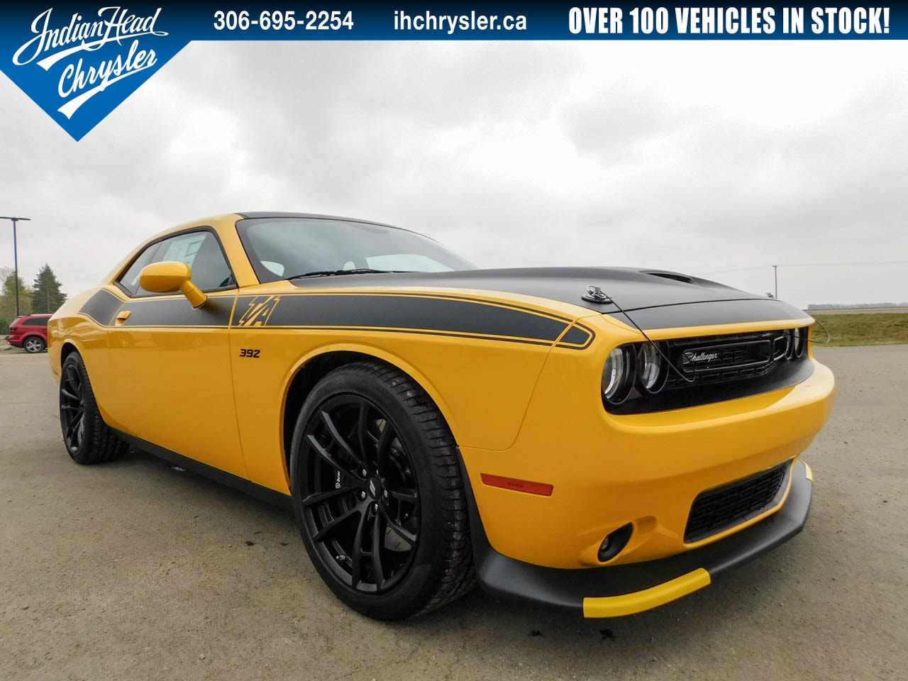 2018 Dodge Challenger T/A 392 | Leather | Nav | Sunroof Coupé