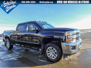 2015 Chevrolet Silverado 2500HD LTZ 4x4 | Bluetooth | Nav | Leather Crew Cab Truck