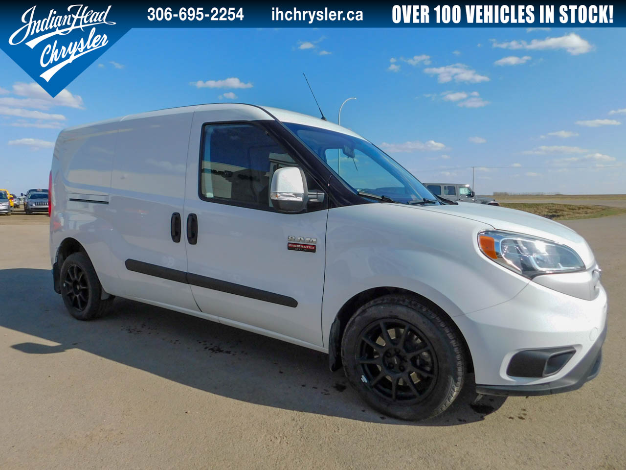 2016 Ram ProMaster City SLT | Bluetooth | Back-up Camera | Heated Seats Van