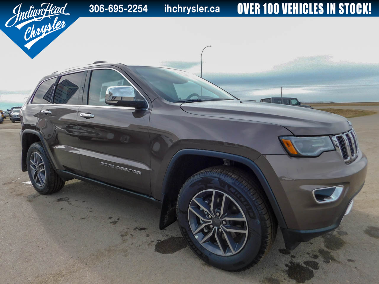 2019 Jeep Grand Cherokee Limited 4x4 | Leather | Nav | Bluetooth SUV