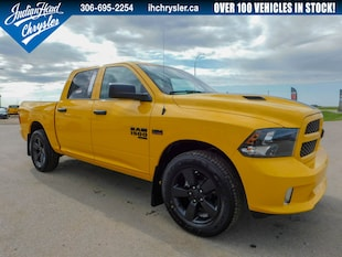 2019 Ram 1500 Classic Express Stinger Yellow 4x4 | Bluetooth  Truck Crew Cab
