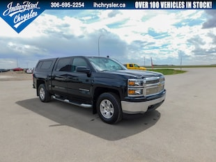 2014 Chevrolet Silverado 1500 LT 4x4 | Topper | 1LT Camion cabine Crew
