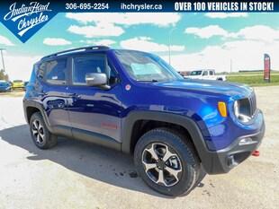 2019 Jeep Renegade Trailhawk 4x4 | Remote Start | Bluetooth SUV
