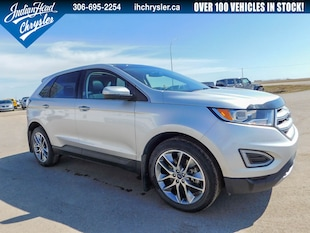 2016 Ford Edge Titanium AWD | Bluetooth | Nav | Sunroof SUV