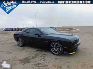 2020 Dodge Challenger R/T | HEMI | Bluetooth | Leather Coupe