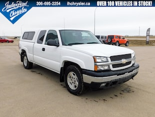 2005 Chevrolet Silverado 1500 LS 4x4 | Repainted | Topper Base Truck Extended Cab