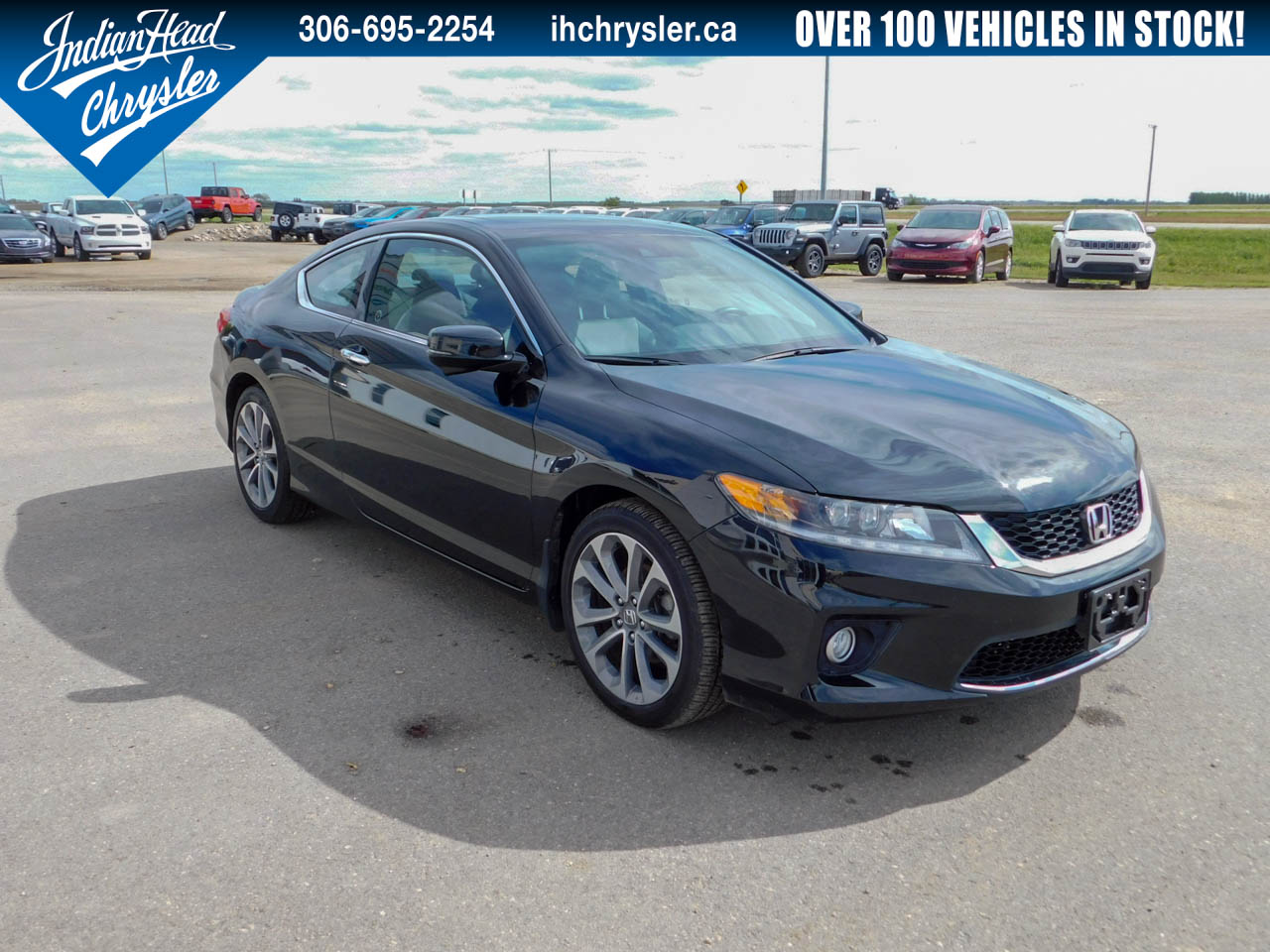 2015 Honda Accord Coupe EX-L | Navigation | Leather Coupe