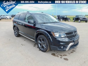 2018 Dodge Journey Crossroad AWD | DVD | Nav | Sunroof VUS