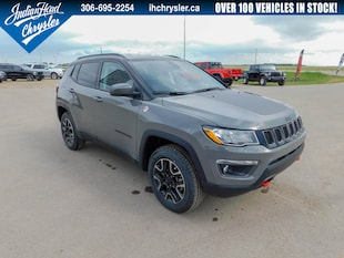 2019 Jeep Compass Trailhawk 4x4 | Leather | Remote Start VUS
