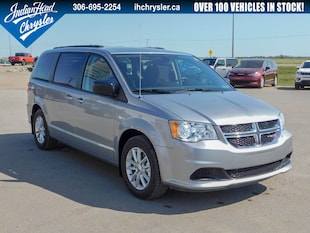 2019 Dodge Grand Caravan SXT Plus | Bluetooth | DVD Van