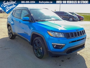 2020 Jeep Compass North 4x4 | Remote Start | Heated Seats SUV