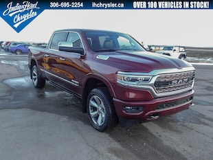 2019 Ram 1500 Limited 4x4 | Leather | Sunroof Truck Crew Cab