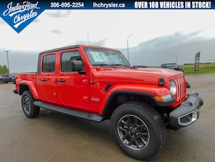 2020 Jeep Gladiator Overland 4x4 | Bluetooth | Leather Crew Cab Truck