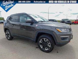 2018 Jeep Compass Trailhawk 4x4 | Nav | Sunroof | Leather SUV