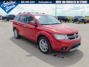 2018 Dodge Journey GT AWD | Nav | Sunroof | DVD VUS