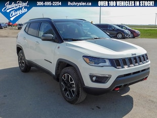 2020 Jeep Compass Trailhawk 4x4 | Nav | Sunroof | Leather SUV