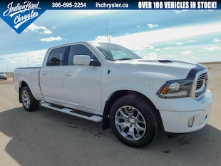 2018 Ram 1500 Limited Tungsten Edition 4x4 | Sunroof Crew Cab Truck