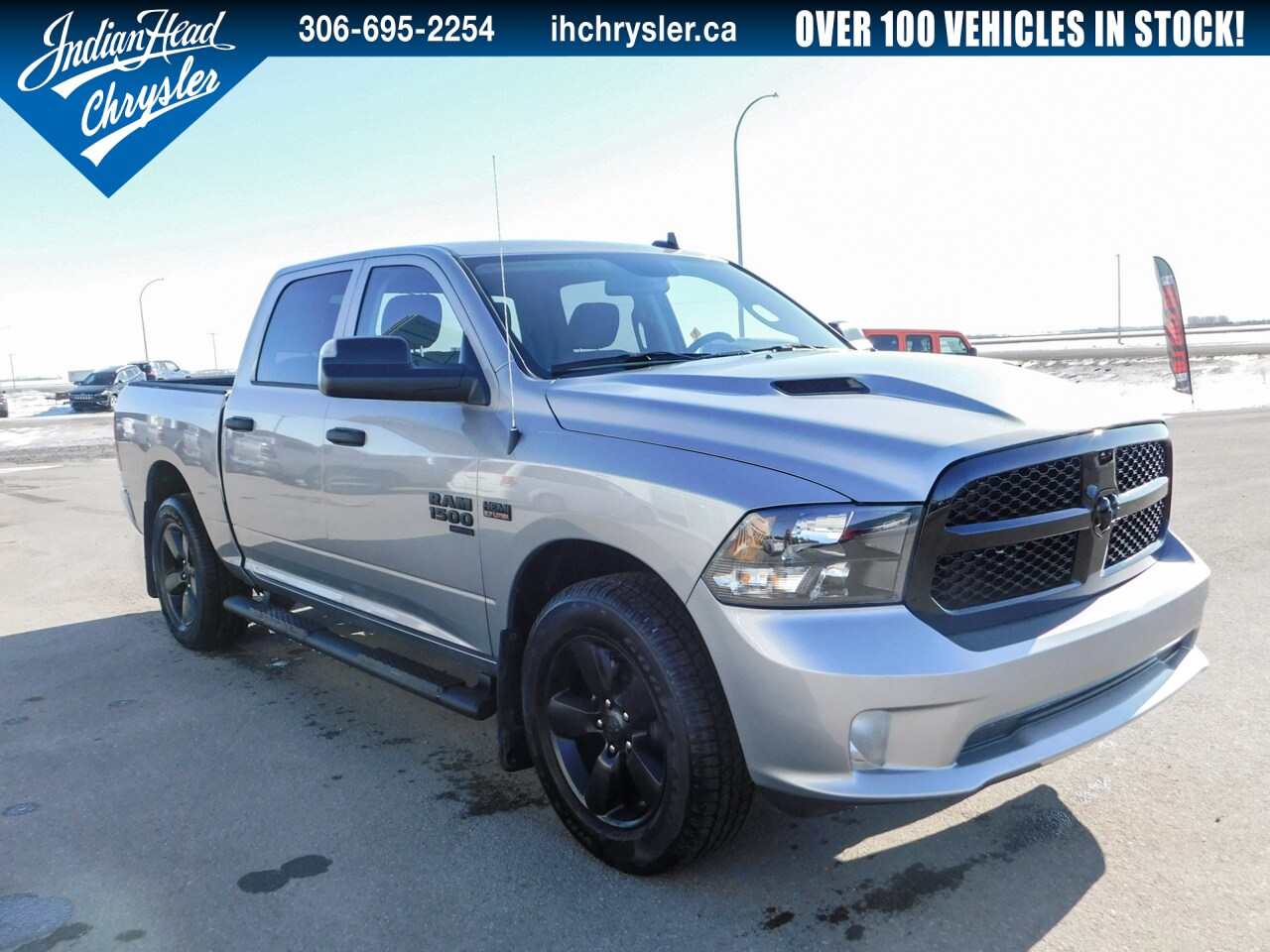 2019 Ram 1500 Classic ST Express 4x4 | Heated Seats | Remote Start Camion cabine Crew