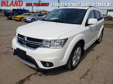 2011 Dodge Journey R/T Leather,Touchscreen,Bluetooth,AWD VUS