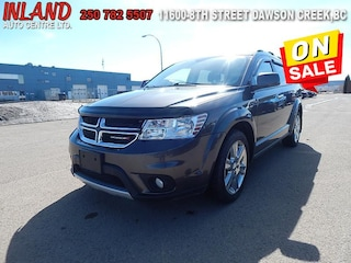 2016 Dodge Journey R/T Bluetooth,Touch Screen,Nav Leather SUV