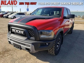 2015 Ram 1500 Rebel Rear Camera,Bluetooth,Touch Screen Truck Crew Cab