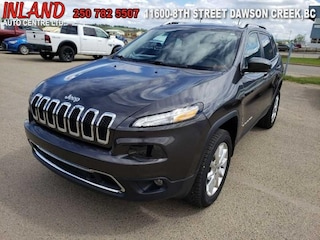 2015 Jeep Cherokee Limited Rear Camera,Nav,Leather,Bluetooth SUV