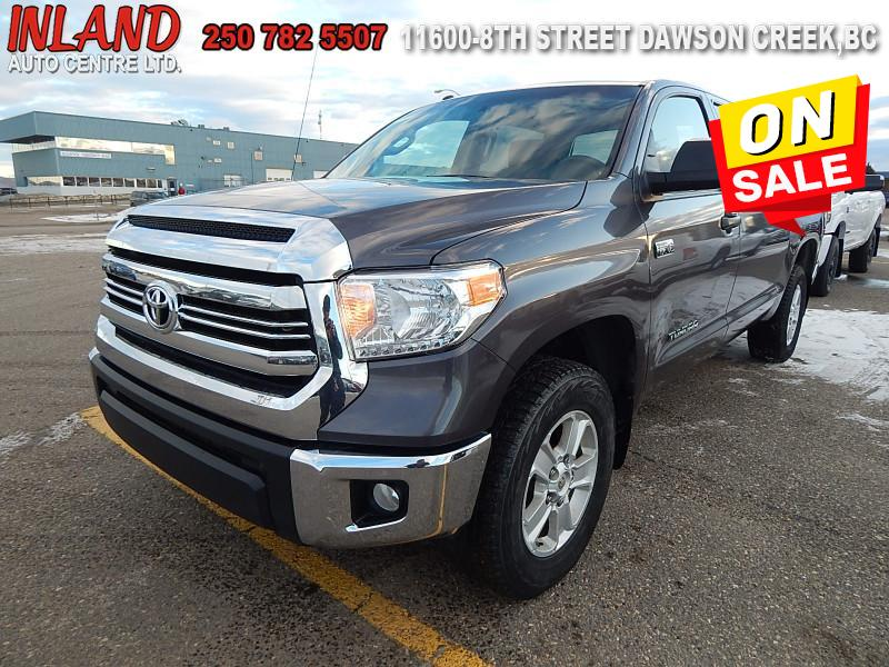 2016 Toyota Tundra SR5 Nav,Touch Screen,Bluetooth,Short Box Truck CrewMax