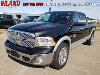 2017 Ram 1500 Laramie Leather,Heat/Cool Seats,Bluetooth Truck Crew Cab