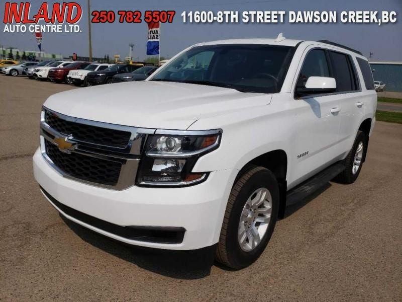2018 Chevrolet Tahoe LS Bluetooth,8 Passenger,Remote Start SUV