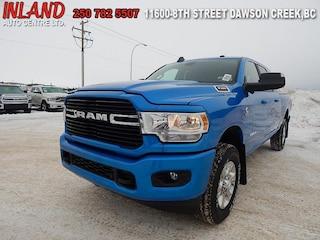 2020 Ram 3500 Big Horn Truck Mega Cab