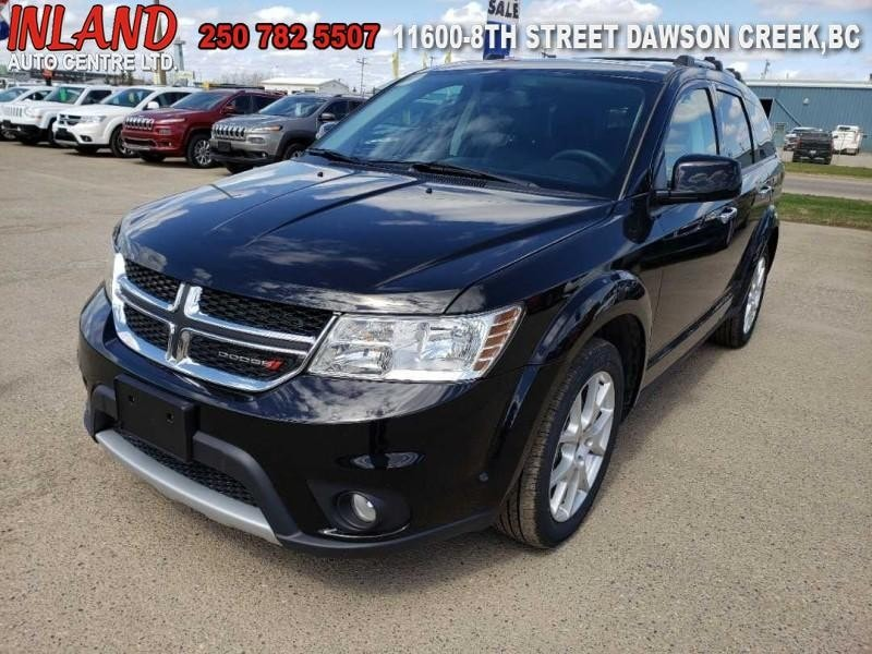 2018 Dodge Journey GT Nav,DVD,Bluetooth,AWD,Rear Camera SUV